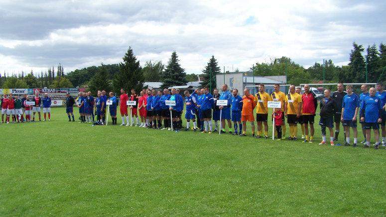 Międzynarodowy Turniej Piłki Nożnej Oldbojów o Puchar Starosty Chodzieskiego