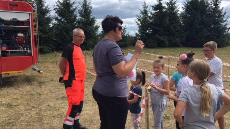Dzień Dziecka i Powitanie Lata - piknik w Słomkach