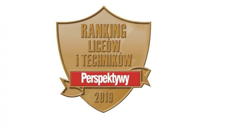 Powiatowe szkoły wysoko w rankingu PERSPEKTYWY 2019