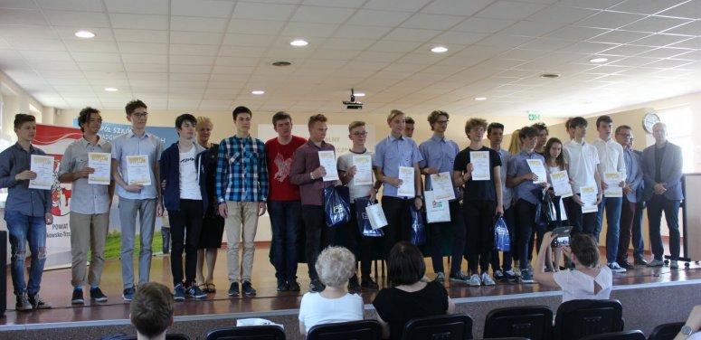 XVII Regionalny Konkurs Matematyczny