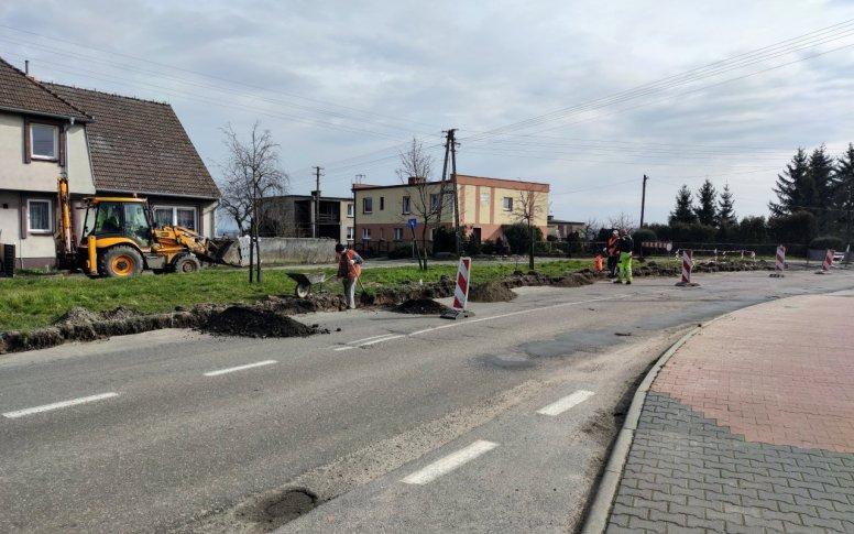 Ruszyły remonty dróg