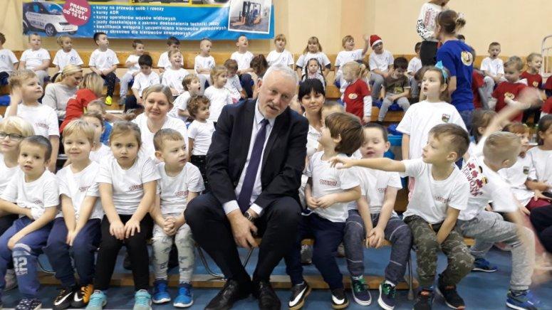 Mikołajkowy Turniej Przedszkolaków