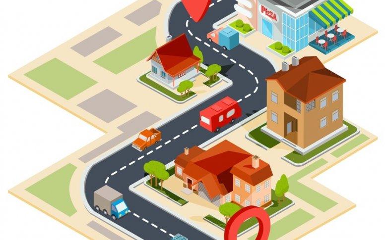 GN - najem : Podróż plik wektorowy utworzone przez vectorpocket - pl.freepik.com
