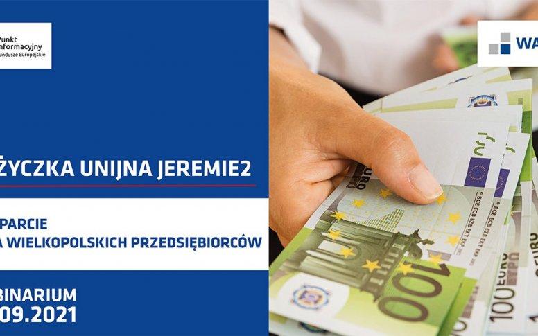 Webinarium dotyczące unijnych pożyczek